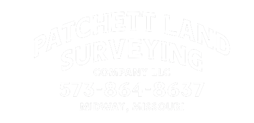 Patchett Land Surveying Logo